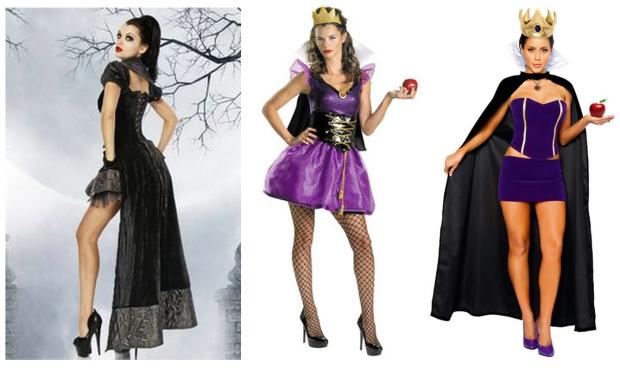 halloweenEvilQueenCostumes